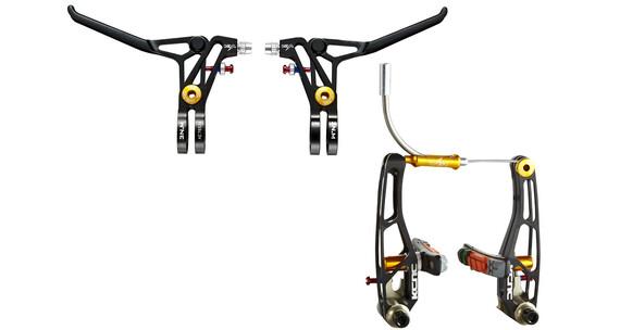 KCNC VB1 V-Brake Set - Frein V-brake - noir